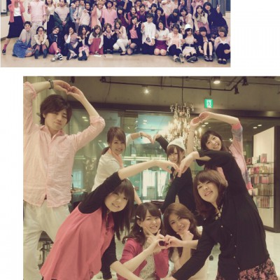 pink day ♡