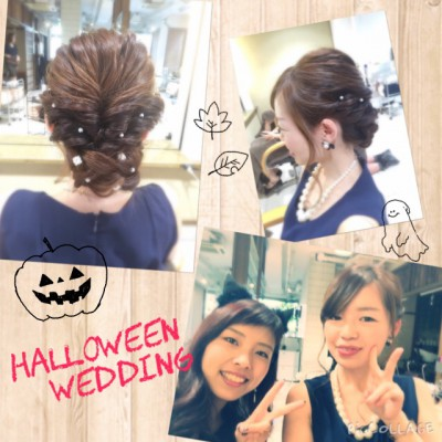Halloween☆wedding