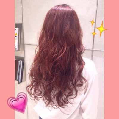 coral♡pink