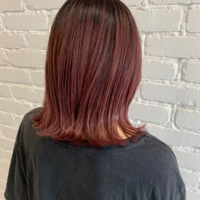 New color もえか